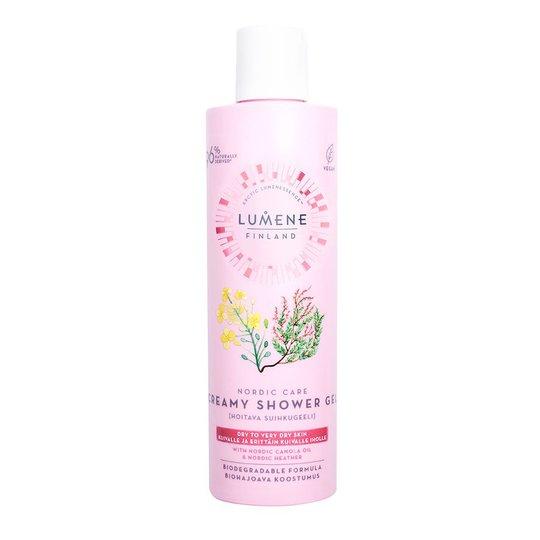 Nordic Care Creamy Shower Gel, 250 ml Lumene Suihkugeelit