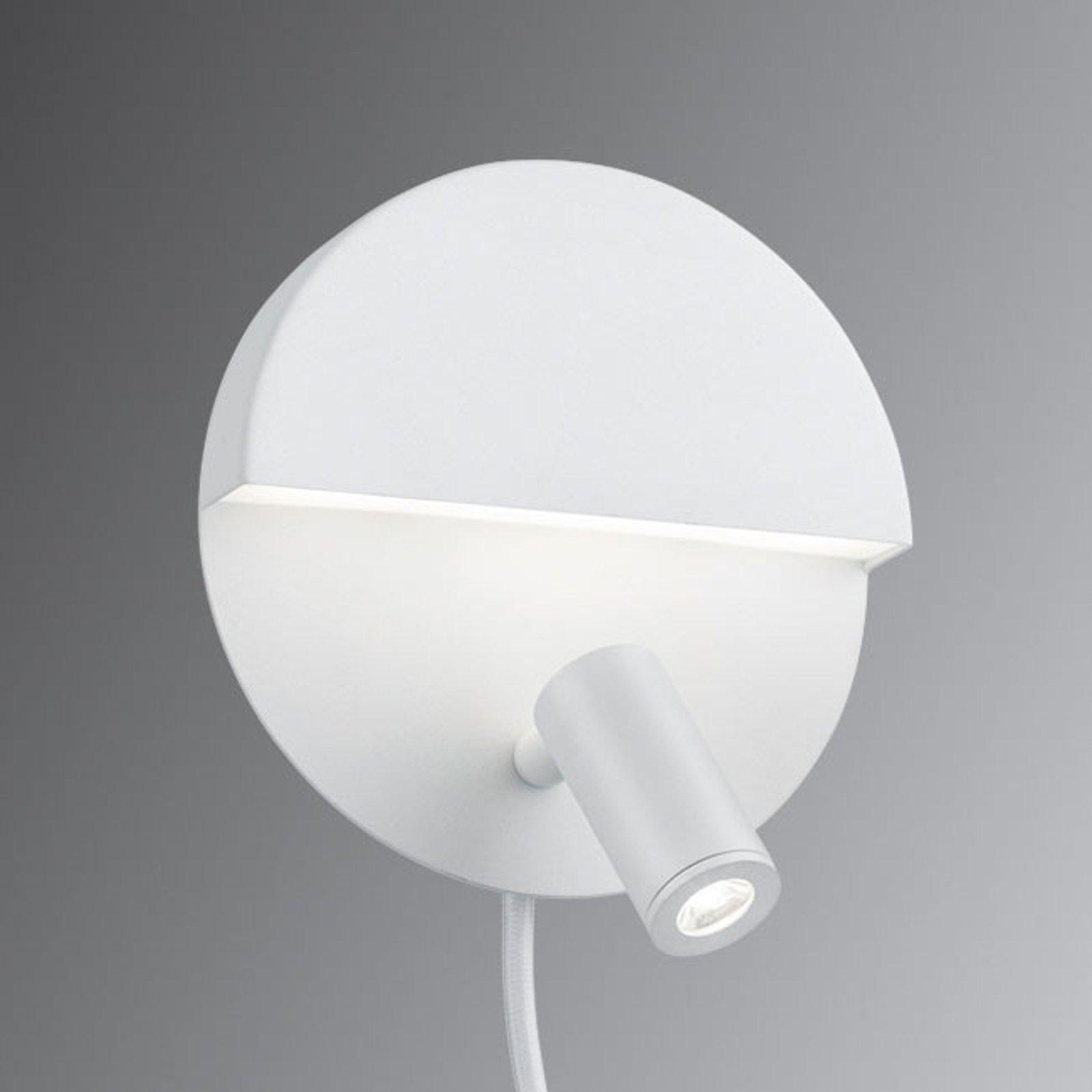 Funksjonell LED-vegglampe Mario med 2 brytere