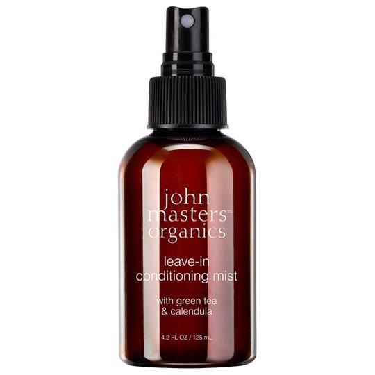 John Masters Organics Leave-in Conditioning Mist with Green Tea & Calendula, 125 ml