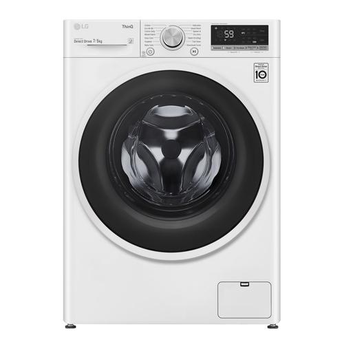 Lg W2dv507n0ws Kombinerad Tvätt/torkmaskin - Vit