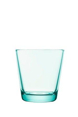 Kartio Glass Vanngrønn 21 cl 2-pakk