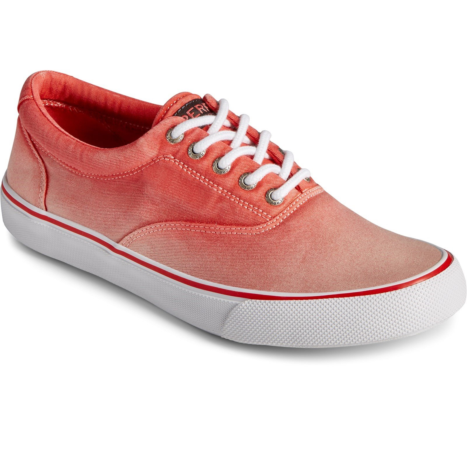 Sperry Men's Striper II CVO Ombre Lace Trainer Various Colours 32932 - Red 8
