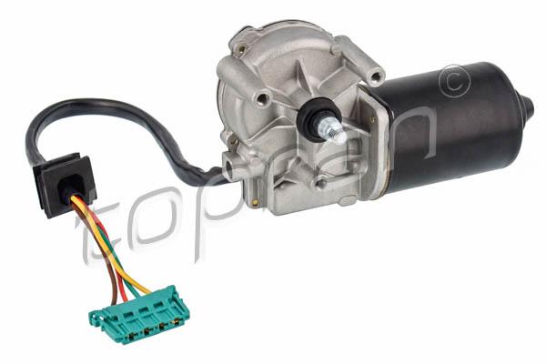 Pyyhkijän moottori TOPRAN 408 791