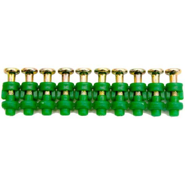 MAX 18010260152050 Plastbåndet CP-spiker Betong 2,6x15 mm