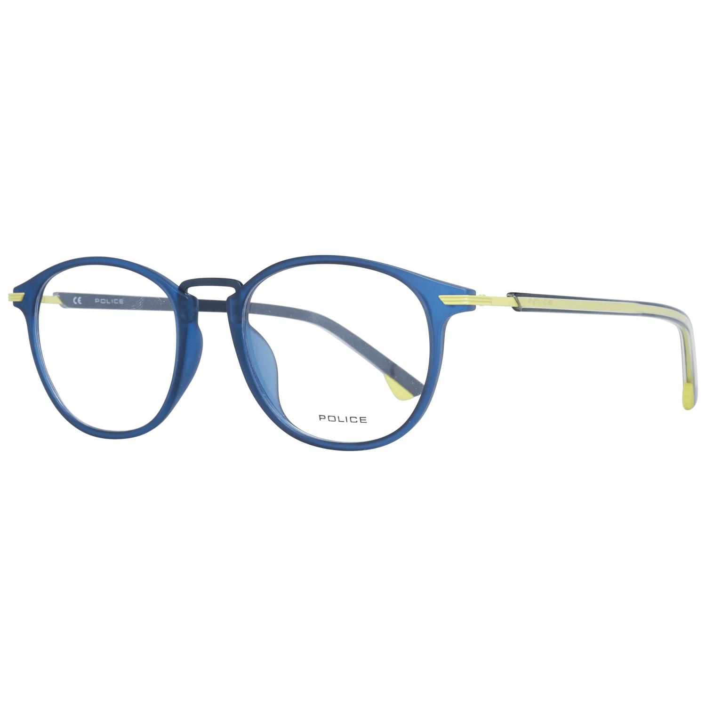 Police Men's Optical Frames Eyewear Blue PL558 490TA5