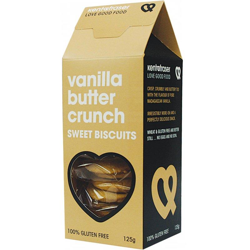 Keksit, vanilja 125 g - 53% alennus