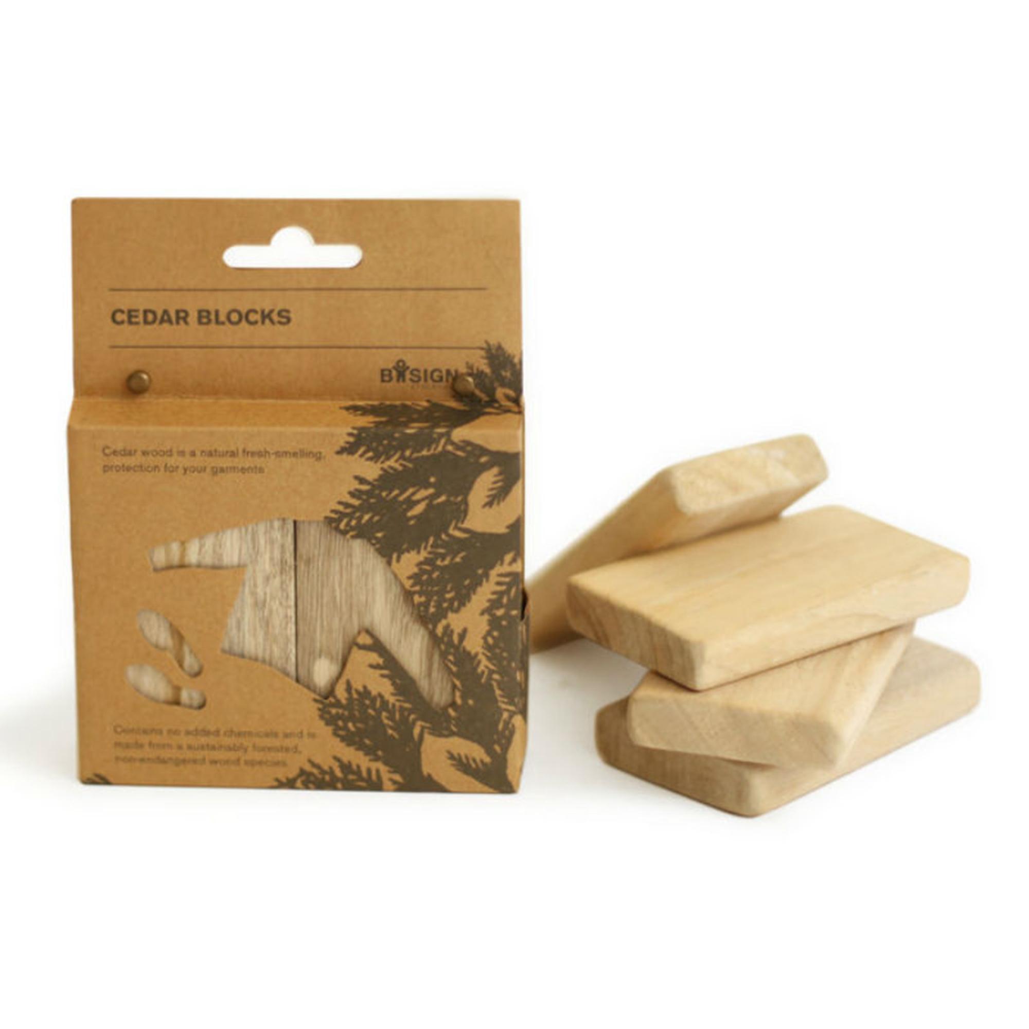 Bosign Doftblock cederträ