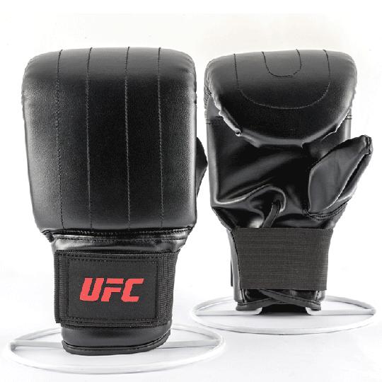 UFC Bag Gloves, Black