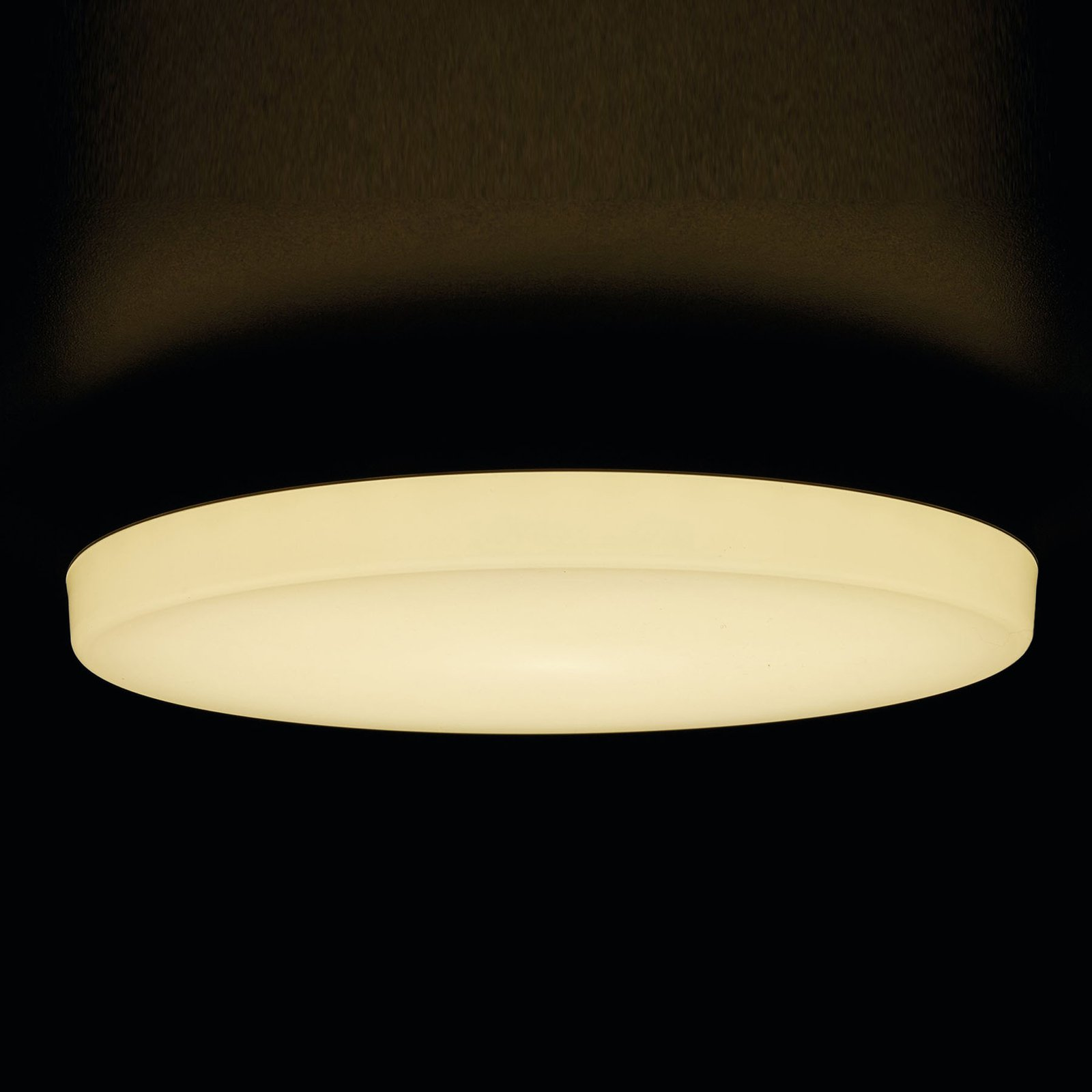 LED-taklampe Pronto, Ø 28 cm
