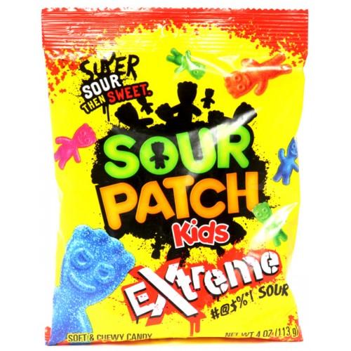 Sour Patch Kids Extreme Bag 113gram