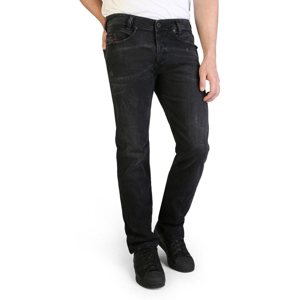 Diesel Men's Jeans Blue IAKOP_L32_00CLXE - black 36