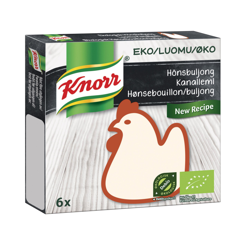 Eko Hönsbuljong 6-pack - 33% rabatt