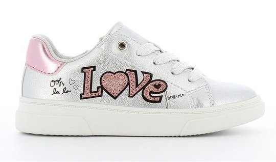 Sprox Sneaker, Silver/Pink, 28