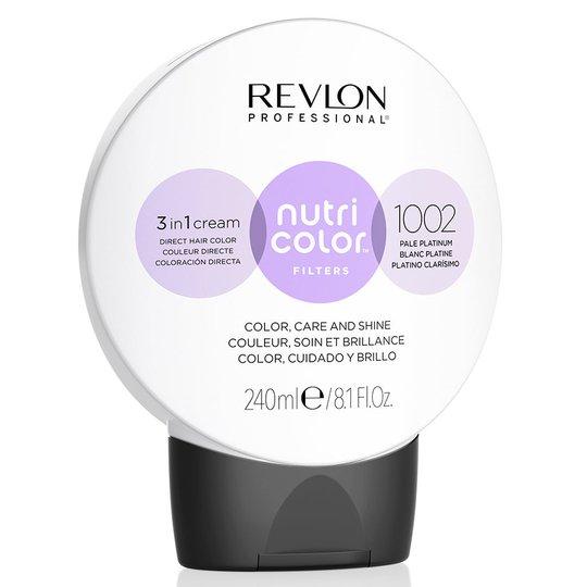 Nutri Color Filters, 240 ml Revlon Professional Hiusvärit & suoravärit