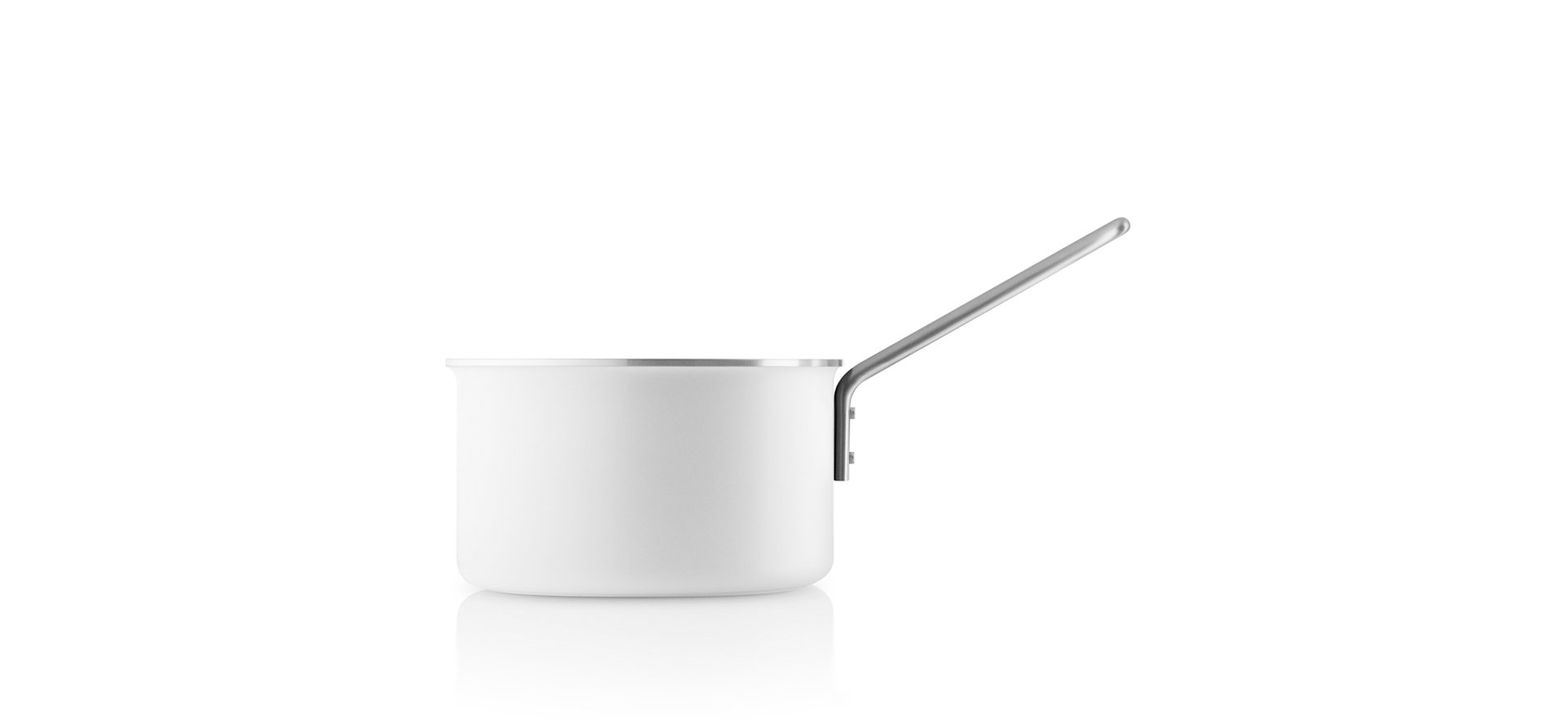 Eva Trio - White Line - Saucepan 1,8L (256618)