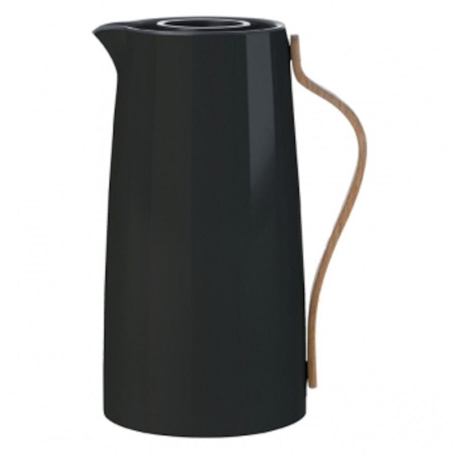 Stelton Emma Termokanne Kaffe 1,2L Sort