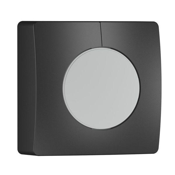 Steinel 11680 Hämäräkytkin 2–1000 lx, 240 V, IP54 Musta