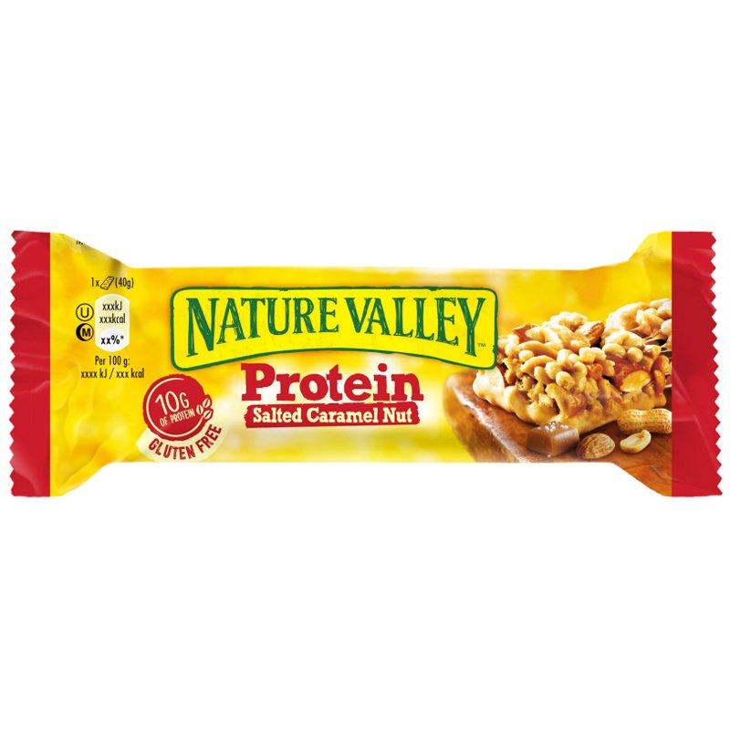 Proteinbar Salted Caramel Nut - 31% rabatt