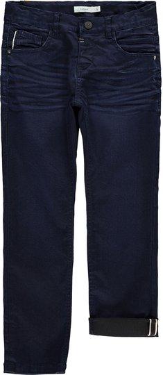 Name it Barry Jeans, Dark Blue Denim 146