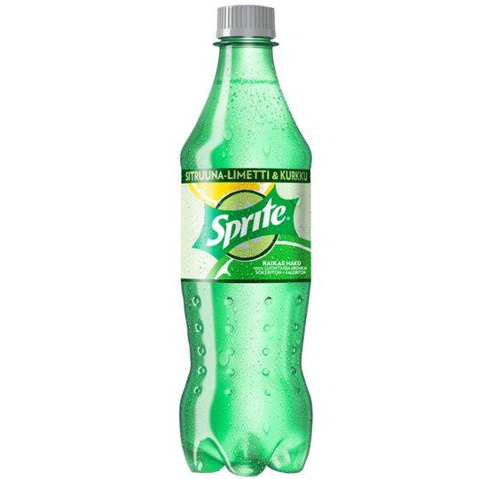 Sprite Sitruuna, Limetti & Kurkku - 38% alennus