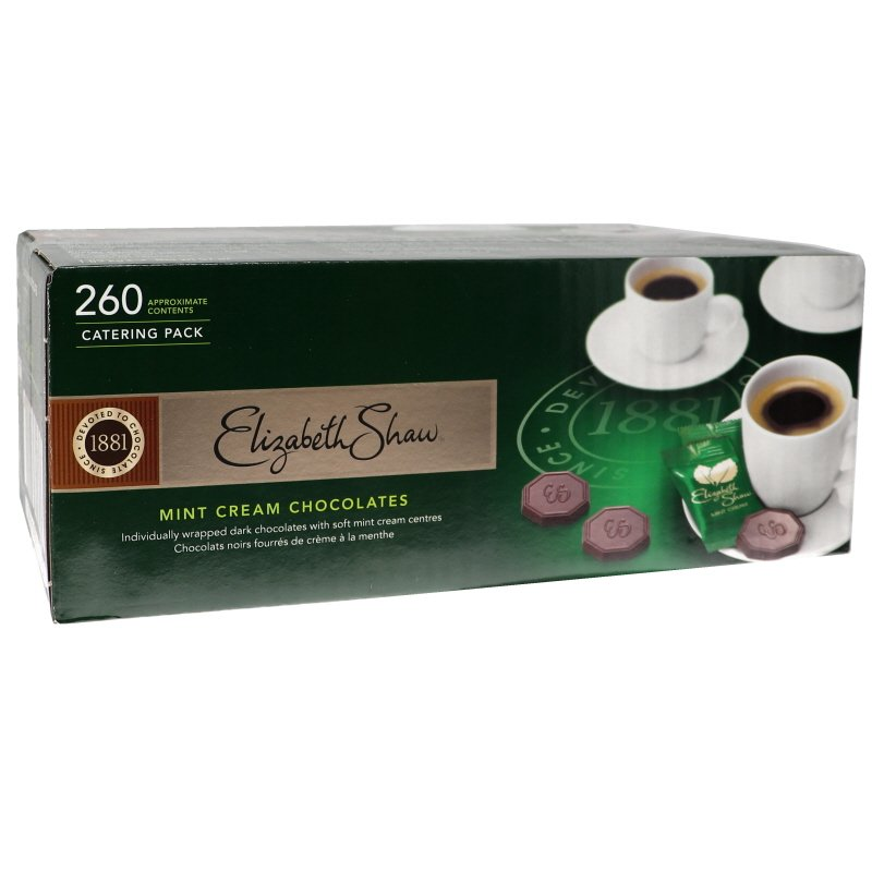 Mörk Choklad Mintkräm 260-pack - 65% rabatt