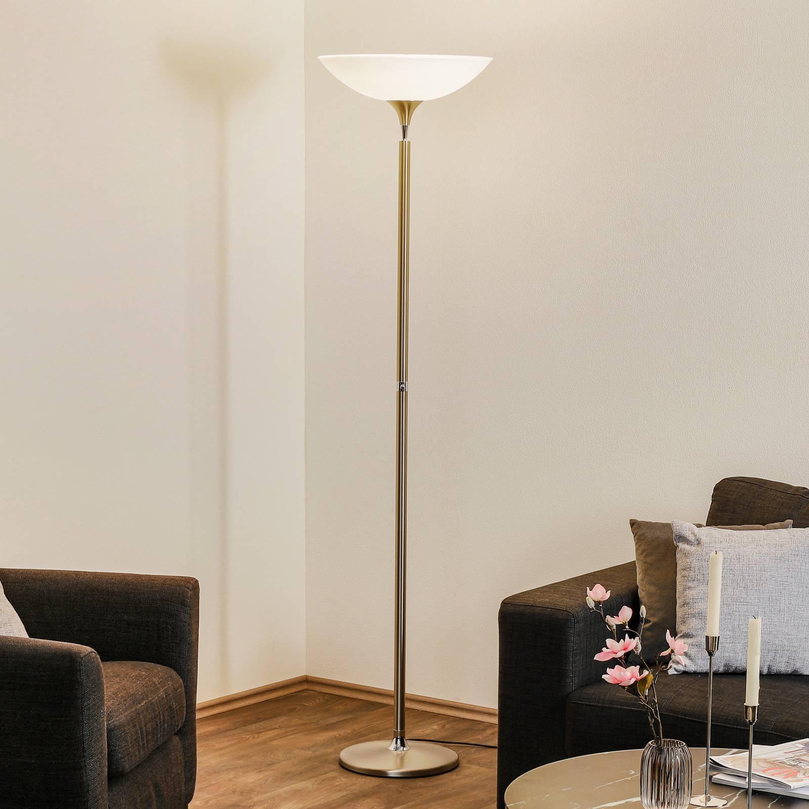 BANKAMP Opera ylössuun LED-valo nikkeli