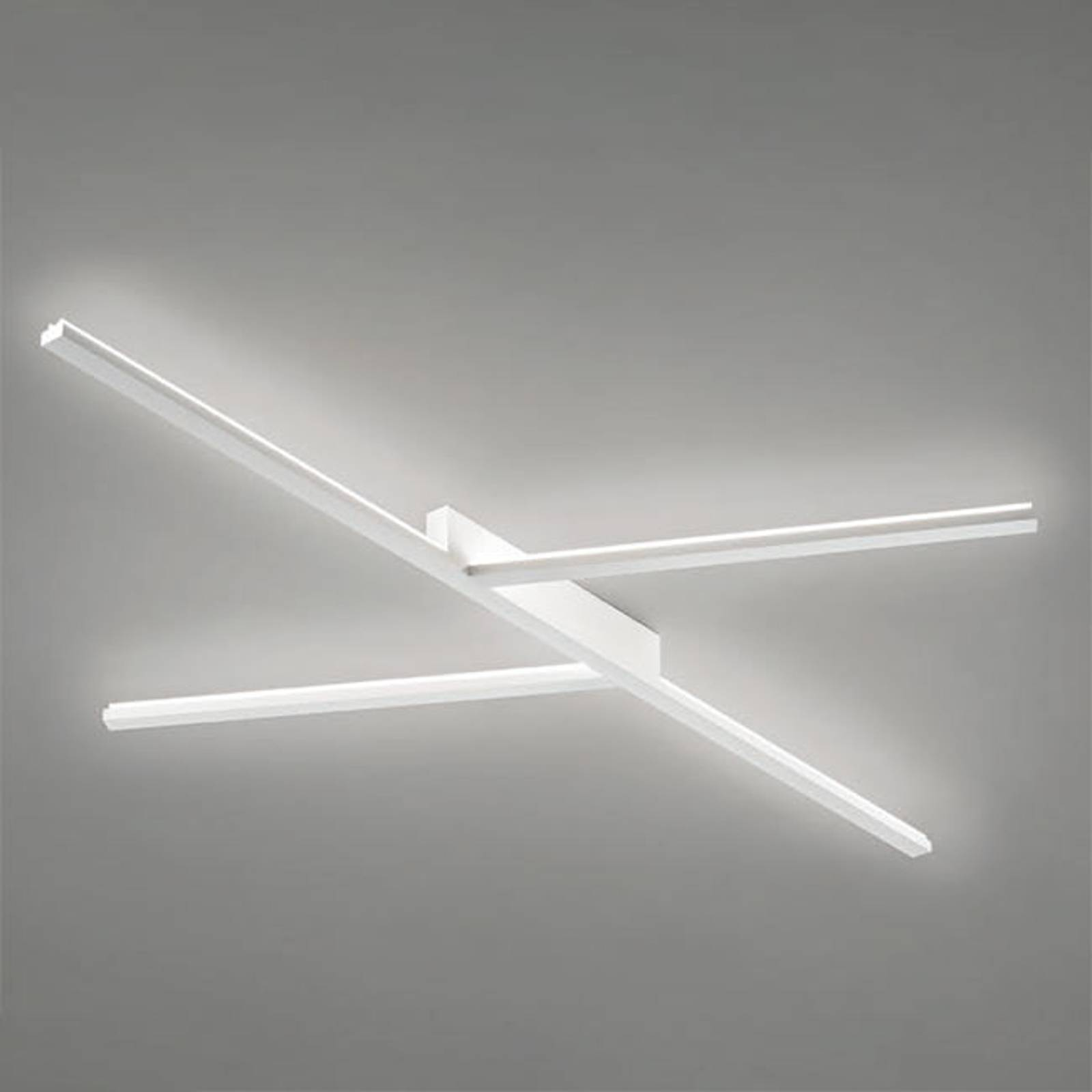 Puristinen LED-kattovalaisin Xilema S