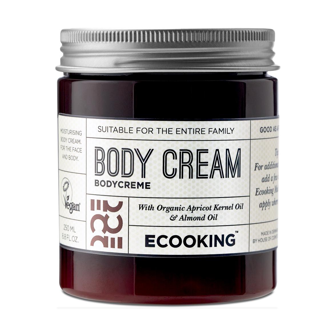 Ecooking - Body Cream 250 ml