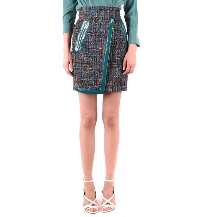 Elisabetta Franchi Women's Skirt Multicolor 166609 - multicolor 38