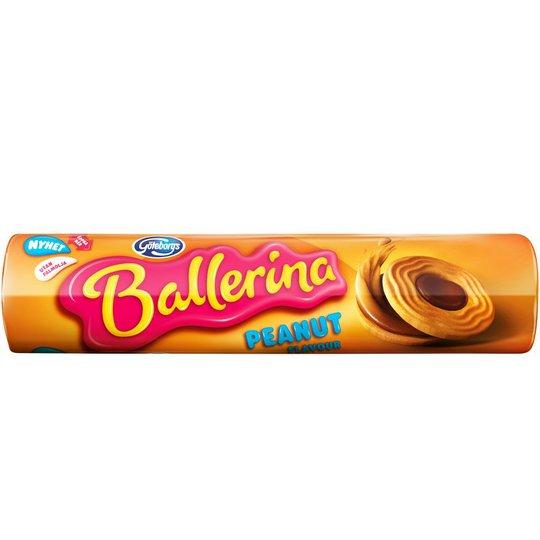 Ballerina Peanut Flavour - 33% rabatt