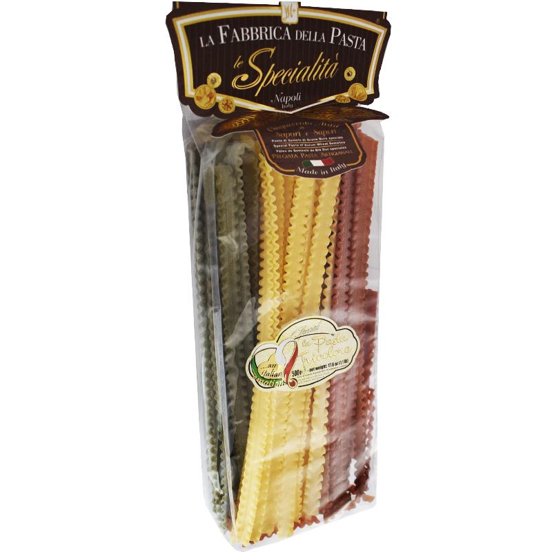 Pasta Tricolore - 26% rabatt