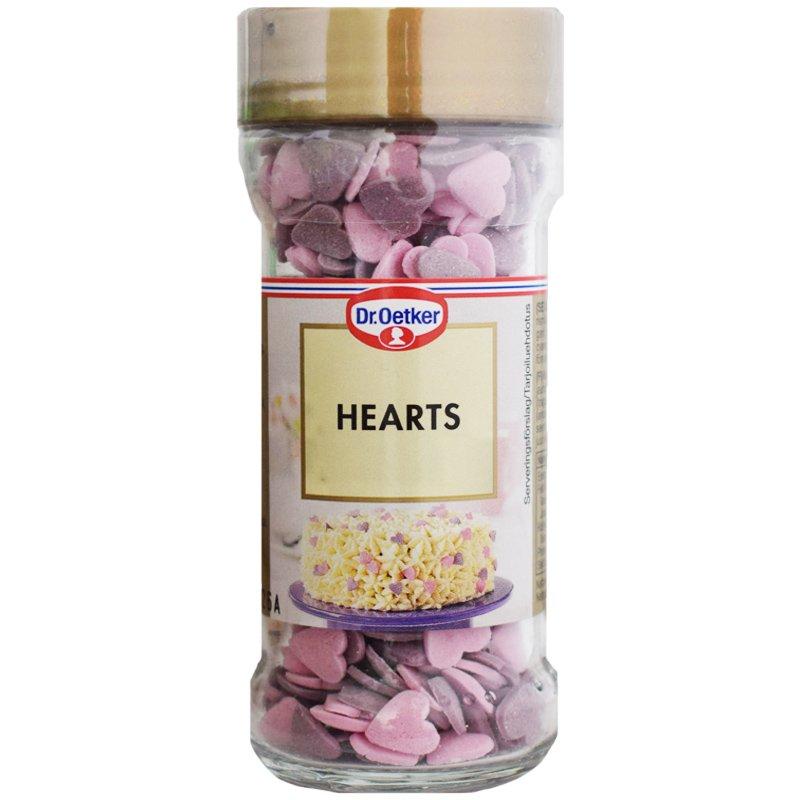 Hearts Koristekuviot 40g - 34% alennus