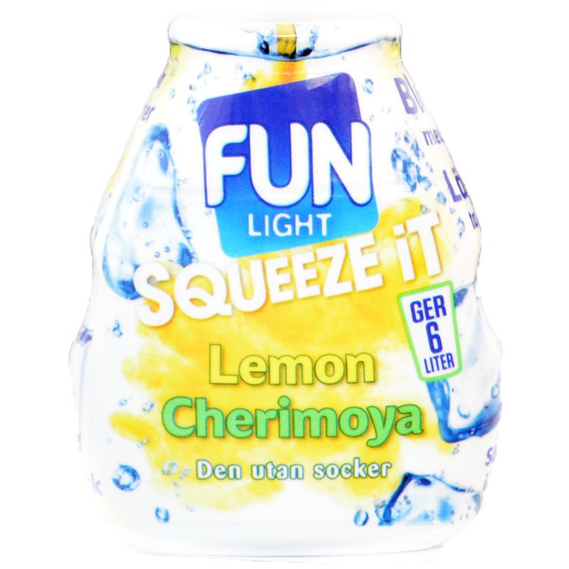 Squeeze It Lemon & Cherimoya - 86% rabatt