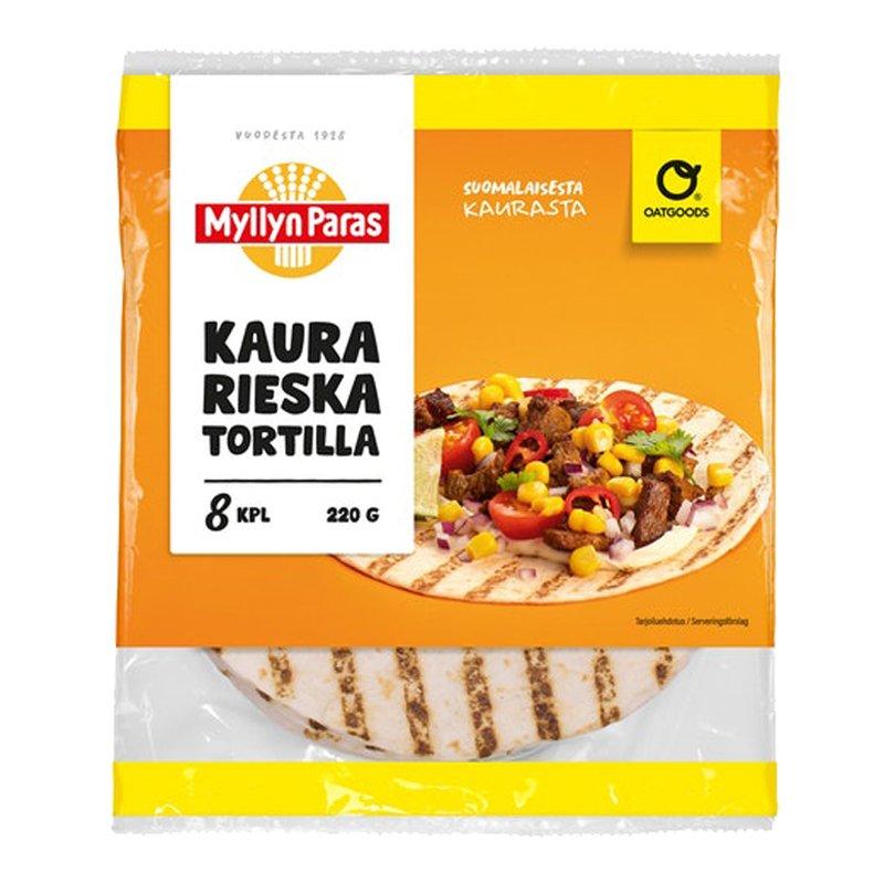 Kaura Rieska Tortilla - 20% alennus