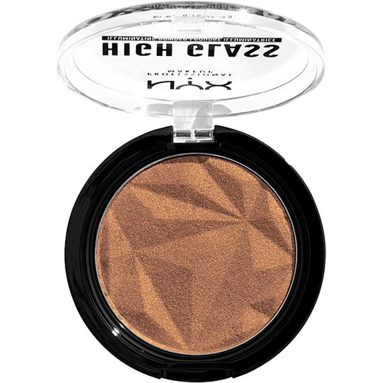 High Glass Illuminating Powder, NYX Professional Makeup Highlighter