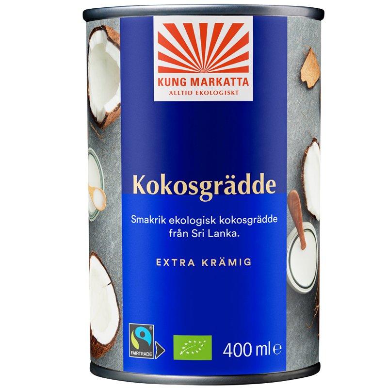 Eko Kokosgrädde - 16% rabatt