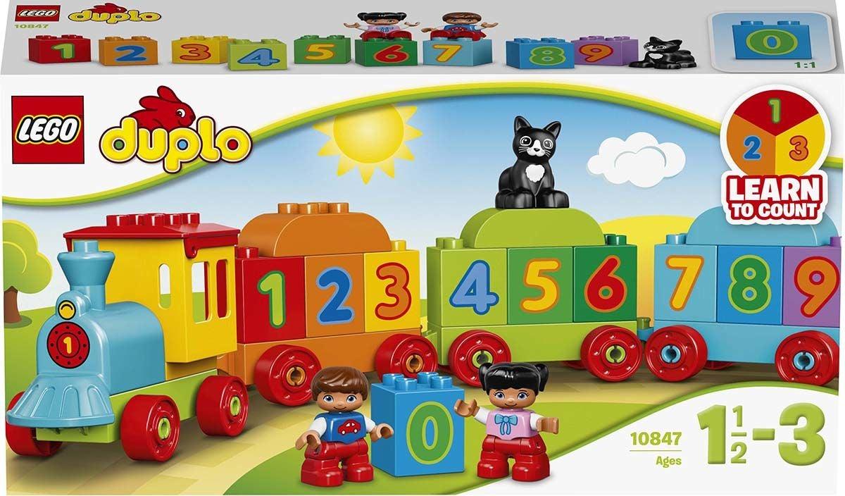 10847 LEGO DUPLO Numerojuna