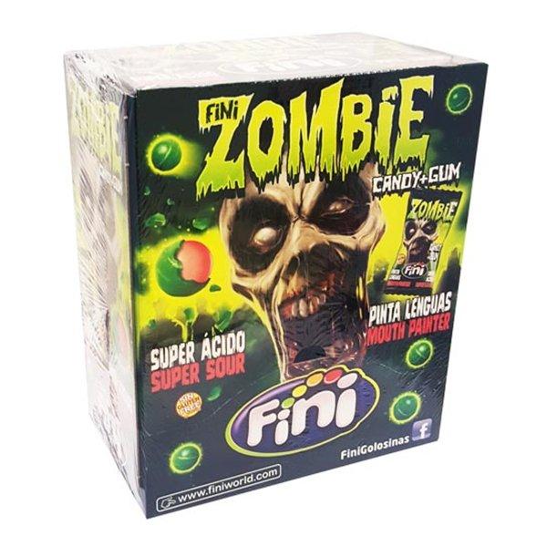 Tuggummi Zombie - 200-pack (hel kartong)