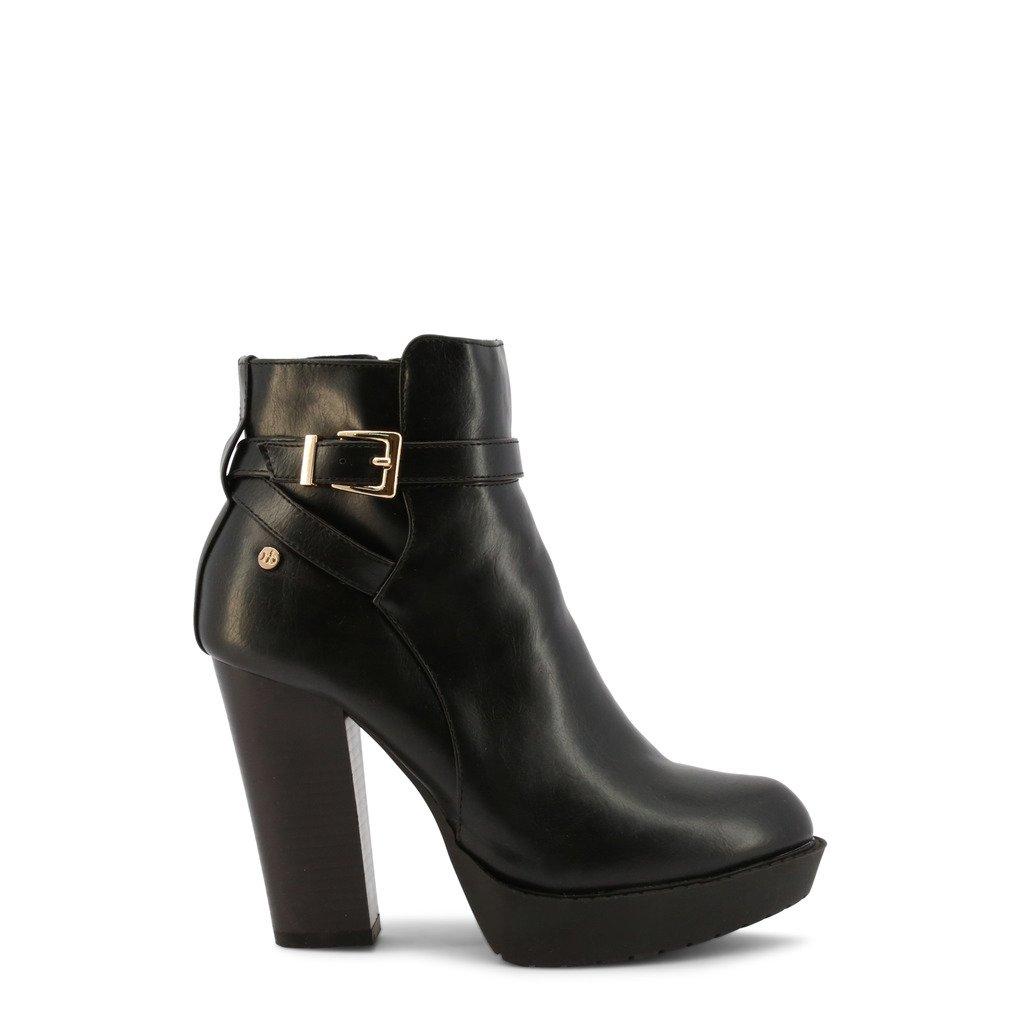 Roccobarocco Women's Ankle Boot Various Colours RBSC1JU02 - black EU 36