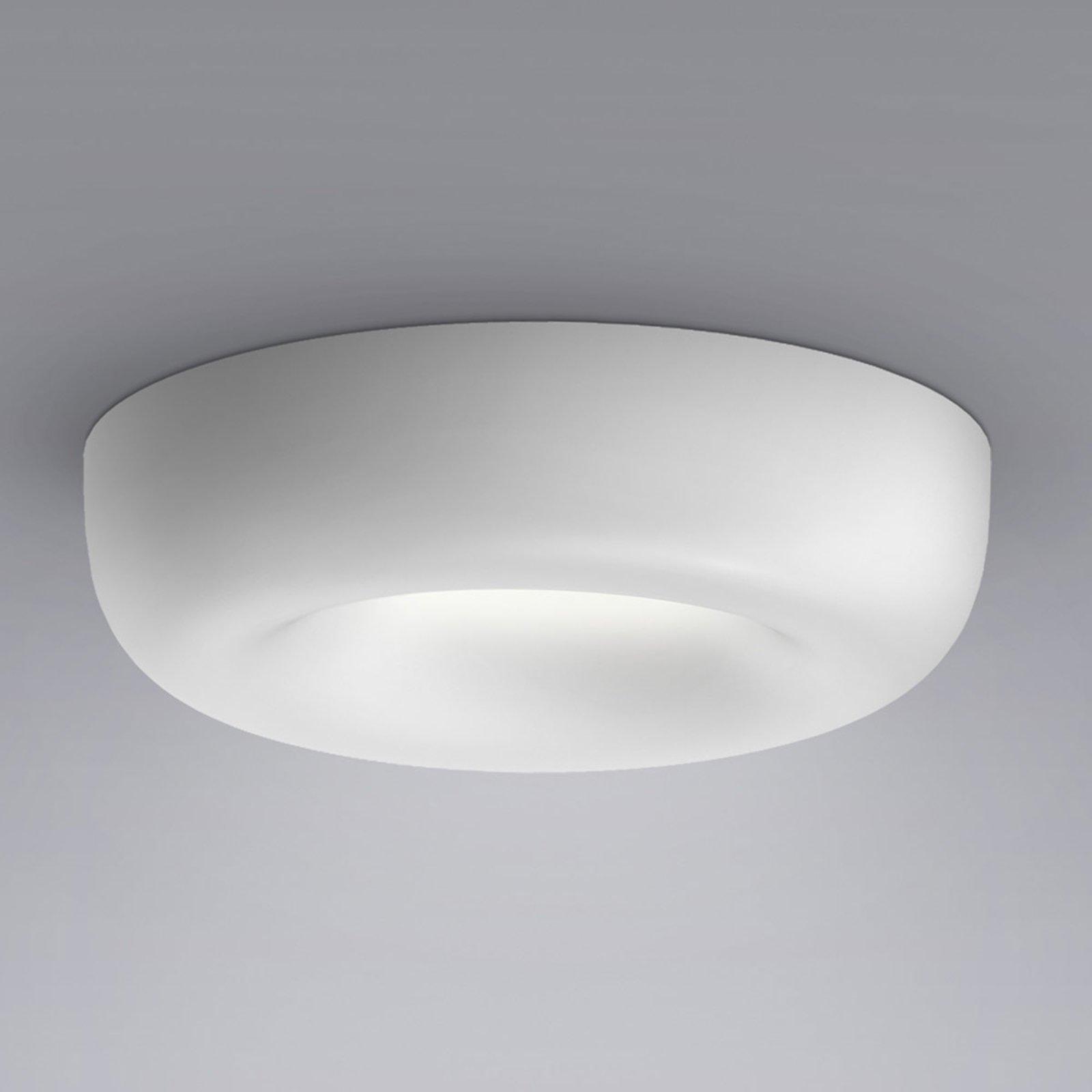 serien.lighting Cavity Recessed L, hvit