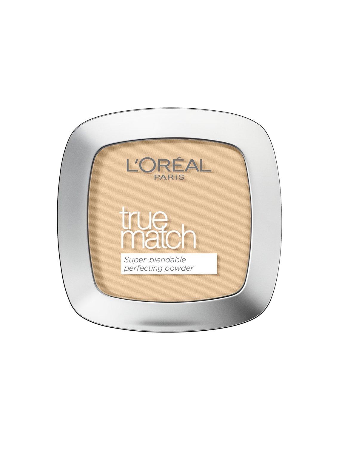 L'Oréal - True Match Powder - 1W Golden Ivory
