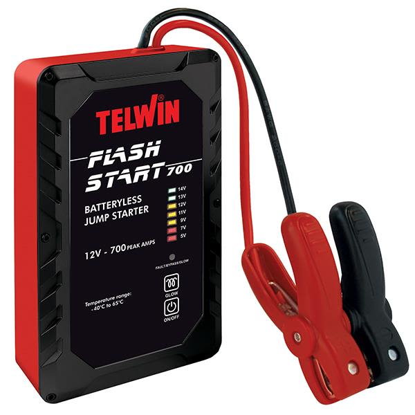 Telwin Flash Start 700 Apukäynnistin 12V