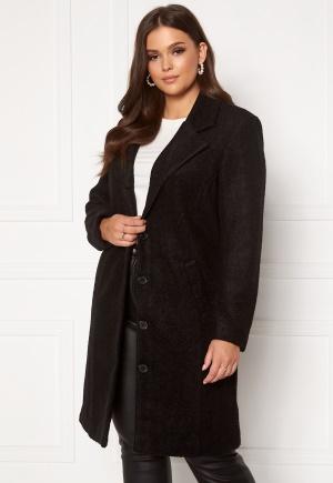 Happy Holly Corinne wool coat Black 44/46