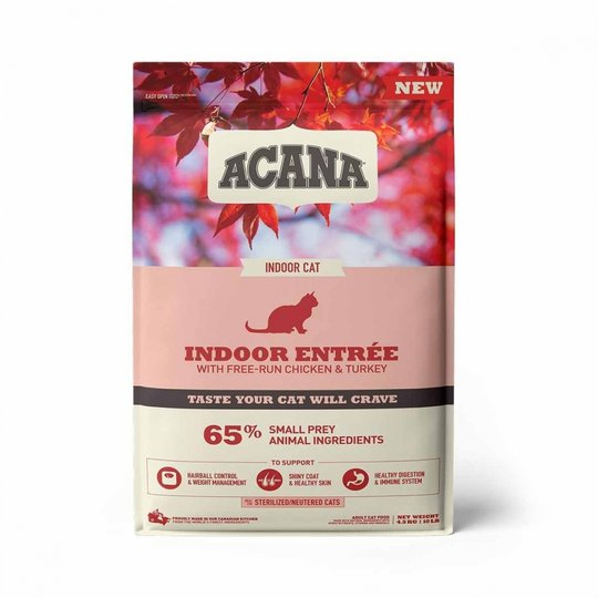 Acana Cat Indoor Entrée (4,5 kg)