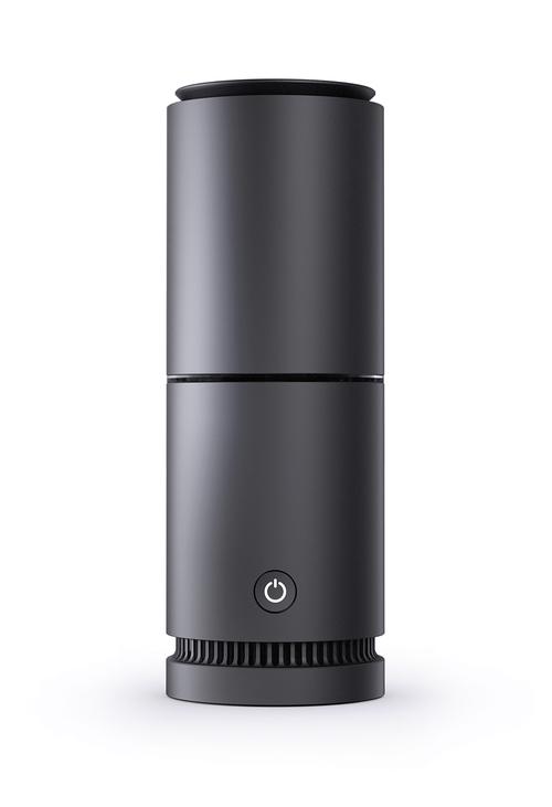 V-breathe Tasman Air Purifier Black Luftrenare - Svart