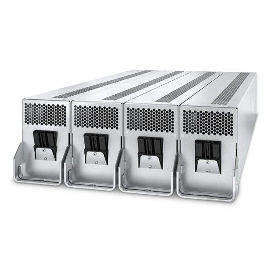 Schneider Electric E3SBT4 Akkumoduuli 4 x 7,2 Ah -moduulit