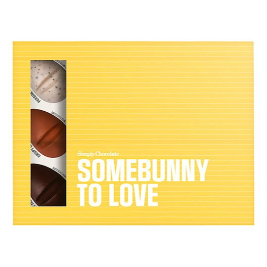 Somebunny To Love Chokladpraliner - 120 gram