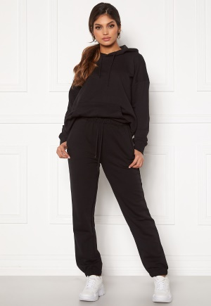 ONLY Feel Life Pant Swt Black XS