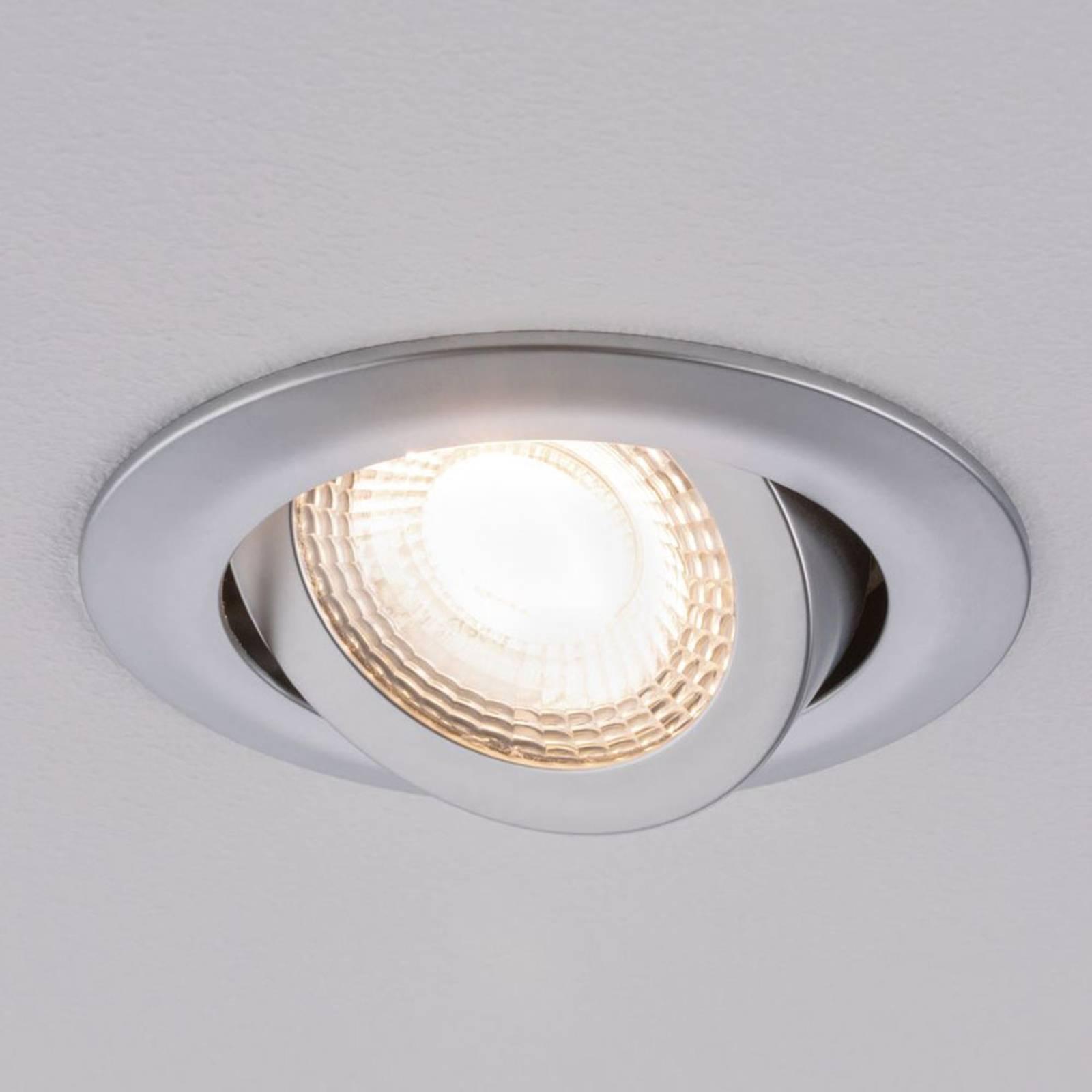 Paulmann 92986 upotettava LED-kohdevalaisin 3 x 6W