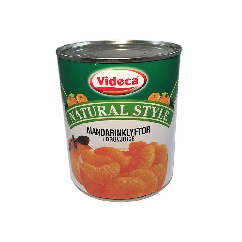 Mandarinklyftor i druvjuice - 71% rabatt